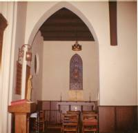Christ the King Chapel at Grace Episcopal Church, Sheboygan, Wisconsin, 1964
